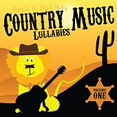 Country Music Lullabies, Vol. 1 by Rock N' Roll Baby Lullaby Ensemble