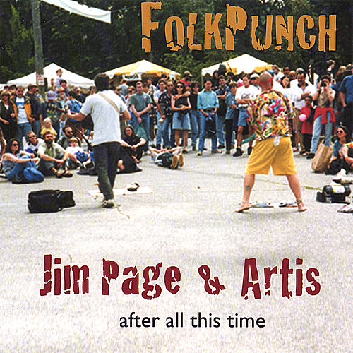 Folkpunch by Jim Page