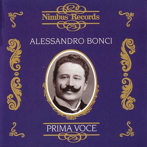 Prima Voce - Alessandro Bonci by Various Artists
