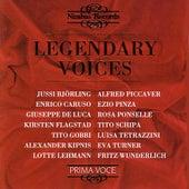 Prima Voce: Legendary Voices by Various Artists