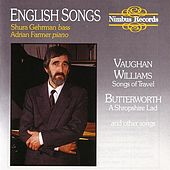 Williams, Butterworth, Hely-Hutchinson & Howells: English Songs by Various Artists
