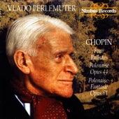 Chopin - Four Ballades, Polonaise Opus 44, Polonaise-Fantaisie Opus 61 by Frederic Chopin