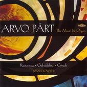 Pärt / Rautavaara / Gubaidulina / Górecki: Music For Organ by Various Artists