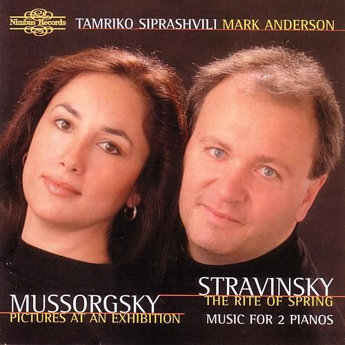 Mussorgsky: Pictures At An Exhibition; Stravinsky: Le Sacre Du Printemps, 'Rite Of Spring' by Various Artists