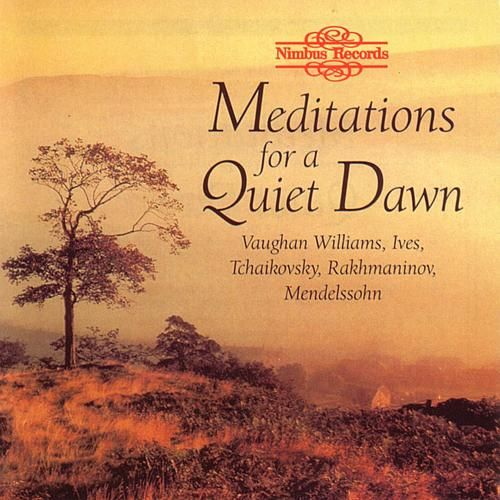 Meditations For A Quiet Dawn by Various Artists