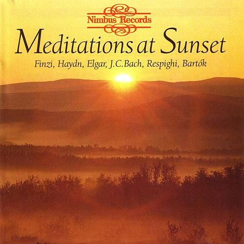 Meditations At Sunset by Various Artists
