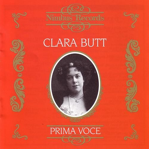 Prima Voce: Clara Butt by Various Artists