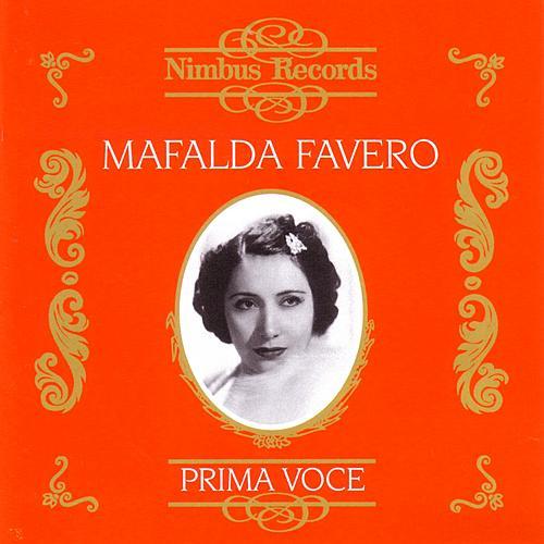 Mafalda Favero - Prima Voce by Various Artists