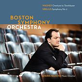 Boston Symphony Orchestra - Wagner and Sibelius by Andris Nelsons