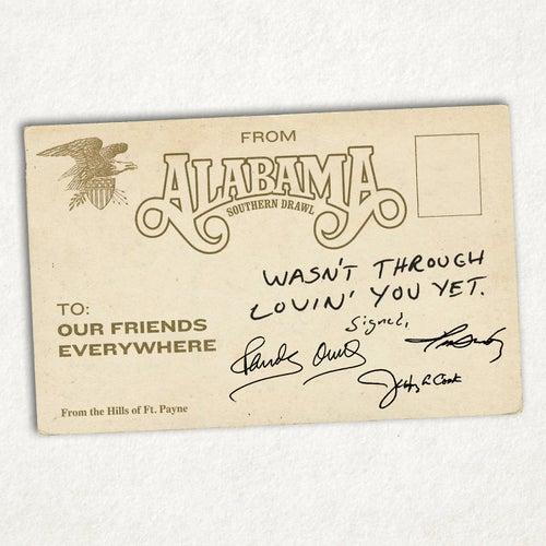 Wasn't Through Lovin' You Yet by Alabama