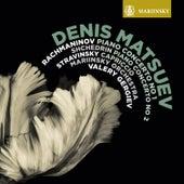 Rachmaninov: Piano Concerto No. 1 - Stravinsky: Capriccio - Shchedrin: Piano Concerto No 2 by Denis Matsuev