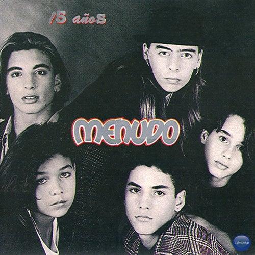 15 Años by Menudo