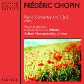 Frédéric Chopin: Piano Concertos No. 1 & No. 2 by Adam Harasiewicz