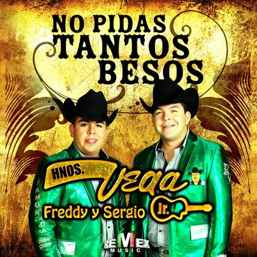 No Pidas Tantos Besos by Hermanos Vega JR