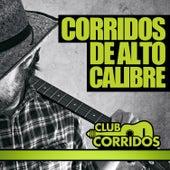 Club Corridos Presenta Corridos de Alto Calibre: Con Exitos Como la Escuadra, Me Cai de la Nube, Contrabando y Traicion, Regalo Caro, Jesus Malverde by Various Artists