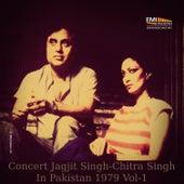 Concert Jagjit Singh - Chitra Singh in Pakistan, Vol. 1 (Live) by Various Artists