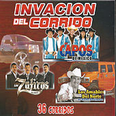 Invacion Del Corrido by Various Artists