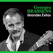 Grandes Éxitos by Georges Brassens