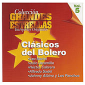 Clasicos del Bolero, Coleccion Grandes Estrellas Interpretes Originales, Vol. 5 by Various Artists