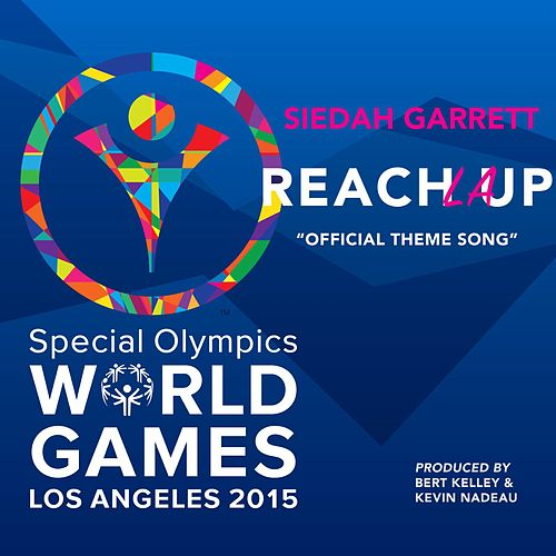 Reach up LA by Siedah Garrett