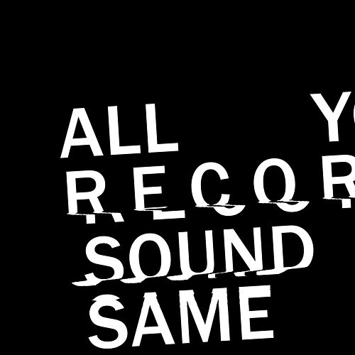 Allyallrecords Ep by (Scratcha) DVA