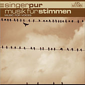 Vocal Music – Weiss, G.D. / Debussy, C. / Cage, J. / Moody, I. / Ligeti, G. / Clemens Non Papa, J. / Lasso, O. Di / Senfl, L. by Singer Pur