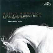 Recorder Music (Spanish) - Ortiz, D. / Escobar, P. De / Ponce, J. / Festa, C. / Cabezon, A. De by Various Artists