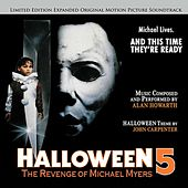 Halloween 5: The Revenge of Michael Myers (Original Motion Picture Soundtrack) by Alan Howarth