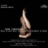 Violin Recital: Schneider, Ulf - Faure, G. / Viardot-Garcia, P. / Chausson, E. (Das Lied Der Triumphierenden Liebe) by Various Artists