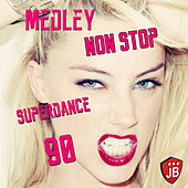Medley Non Stop Superdance 90 Megamix: Delusa / Mr.Vain / Time  Pop Corn / Give it Up / Apache / Justify My Love / Foreign Affairs / A Brighter Day / Can We Get Enough / Rotation / Valencia / Can You Feel It Baby by Disco Fever
