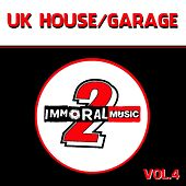 UK House & Garage, Vol. 4 - EP by Various Artists