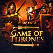 Music from Games of Thrones by TV Theme Song Library