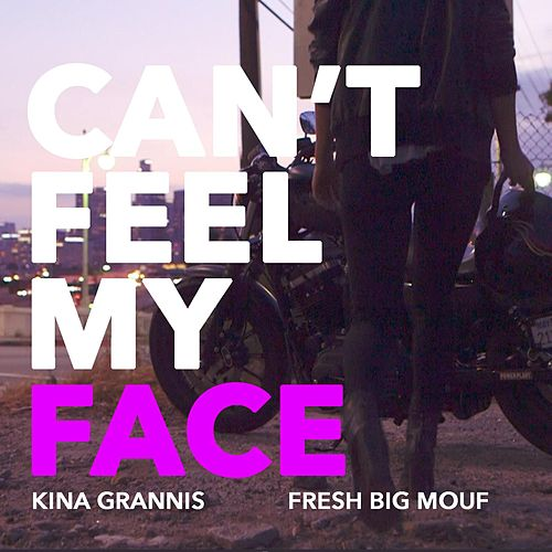 Can't Feel My Face by Kina Grannis