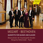 Mozart & Beethoven: Quintets for Winds & Piano by Margarita Höhenrieder