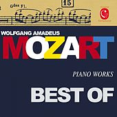 Best of Mozart Piano Works by Various Artists