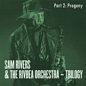 Progeny (Trilogy, Part 2) by Sam Rivers