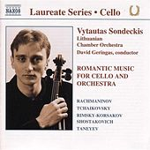 Romantic Music for Cello and Orchestra by Various Artists