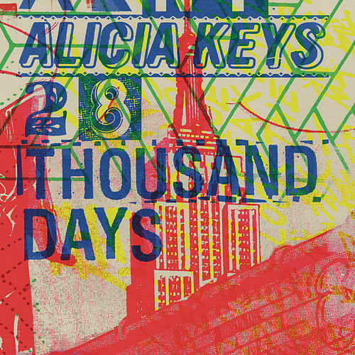 28 Thousand Days by Alicia Keys