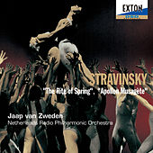 Stravinsky: The Rite of Spring, Apollon Musagete by Netherlands Radio Philharmonic Orchestra