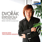 Dvorak: Symphony No. 9 from the New World, Berlioz: Overture Le Carnaval Romain by Tokyo Symphony Orchestra