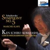 Tchaikovsky: Symphony No. 5, Marche Slave by Czech Philharmonic Orchestra