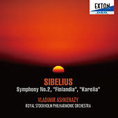 Sibelius: Symphony No. 2, Finlandia, Suite Karelia by Royal Stockholm Philharmonic Orchestra