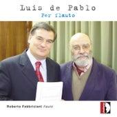 Luis de Pablo: Per flauto by Various Artists