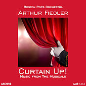 Curtain Up! von Arthur Fiedler