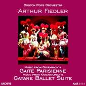 Gaite Parisienne and Gayane Ballet Suite von Arthur Fiedler