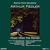 Music from the Movies von Arthur Fiedler