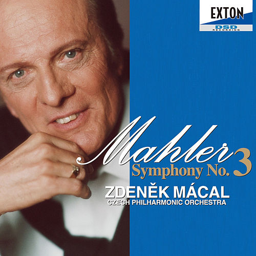 Mahler: Symphony No. 3 by Zdenek Macal