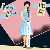 Live At The Opry by Patsy Cline