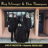 Live At Mezzetta by Don Thompson