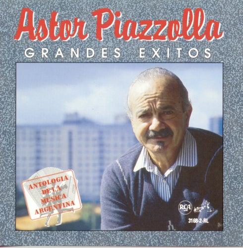Grandes Exitos by Astor Piazzolla